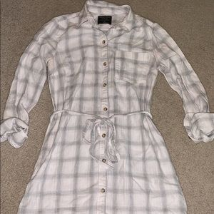 Abercrombie & Fitch Flannel Dress